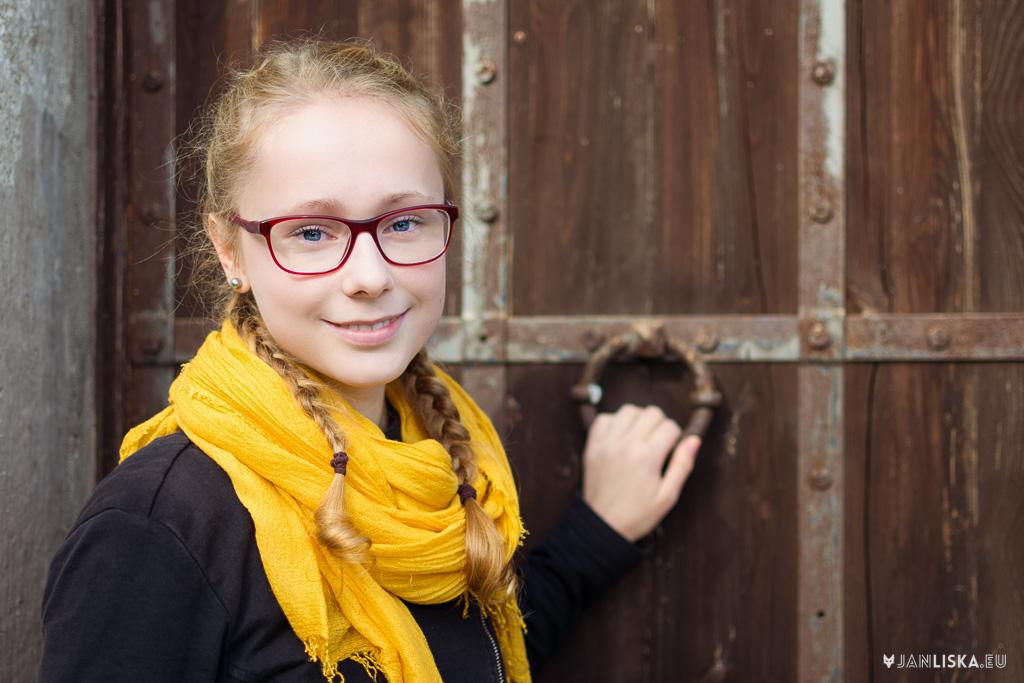 Portrét žena (fotograf Veselí nad Lužnicí)